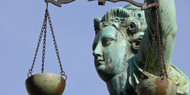 Justizia,© iStockPhoto / arturbo