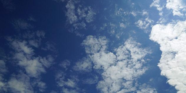 Ein Stück vom Himmel,© Pixelio / Lichtkunst