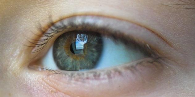 Ein menschliches Auge,© Pixelio / Manfred Woeller